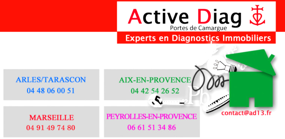 DIAGNOSTIC immobilier arles aix marseille